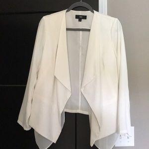 WORN ONCE. Soft blazer